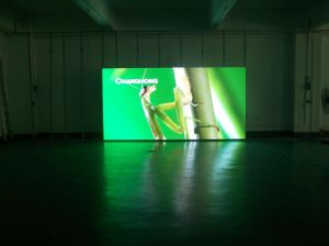 Indoor P5 Advertising Board LED Display pictures & photos