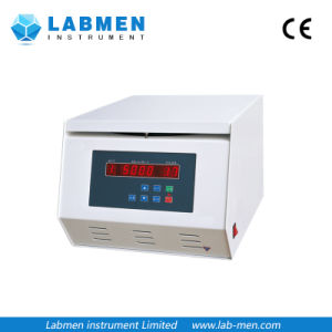 Bench Top Automatic Balancing Low-Speed Centrifuge 4000r/Min, 2600× G pictures & photos