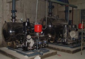 Variable Frequency Constant Pressure Water Booster System pictures & photos