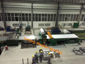 Aluminum Cut to Length Machine pictures & photos