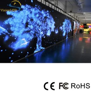 High Definition Full Color SMD P3.91 Indoor Rental LED Video Wall Price
