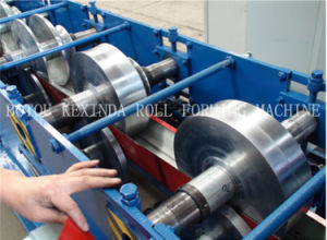 Rain Gutter Cold Steel Forming Machinery pictures & photos