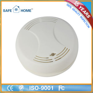 Smart Personal Photoelectric Smoke Fire Alarm for Home Security Systems pictures & photos