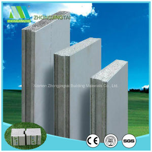 Non-Combustible Insulation EPS Sandwich Panel for Modern Modular Homes pictures & photos