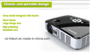 Newly LED Mini 3D Projector