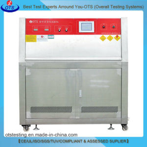 Laboratory Fabric Plastic Textile Paints UV Aging Testing Equipment pictures & photos