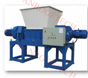 Corrugated Plastic HDPE/ PVC Pipe Shredder pictures & photos