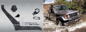 4X4 off-Road Durable Car Snorkel for Toyota Landcruiser pictures & photos
