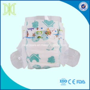 China Soft Care Clothlike Disposable Baby Diapers pictures & photos