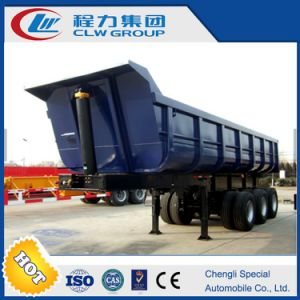 40tons Heavy Duty Tipper Dump Trailer pictures & photos