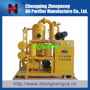 Double Stage Aging Used Transformer Oil Purification Equipment pictures & photos