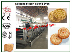 Kh-600 Biscuit Cake Bakery Equipment pictures & photos