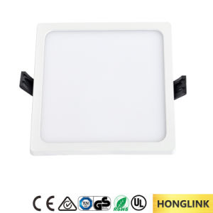 Ultra-Thin Square LED Panel Down Light with Integrated LED Driver pictures & photos