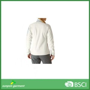 Hot Sale OEM Service Fashion Style Warm Fleece Jacket pictures & photos