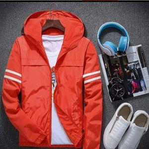 OEM Waterproof Windproof Polyester Sport Men Jacket pictures & photos