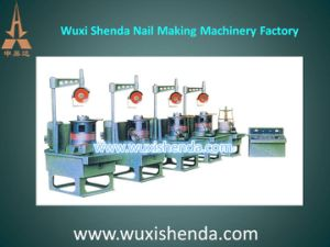 High Speed Low Noise Automatic L Series Dry Type Wire Drawing Machine (LW-1-7/450) pictures & photos