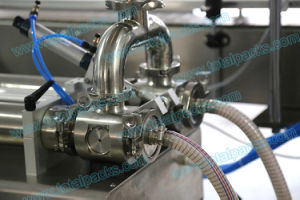 Automatic Two Heads Bottle Filling Machine for Cream (FLC-200A) pictures & photos