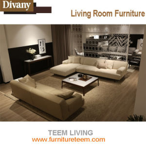 Teem Modern Fabric Corner Sofa pictures & photos