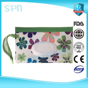 Phthalate Free Good Quality Mini Wet Wipe Bag pictures & photos