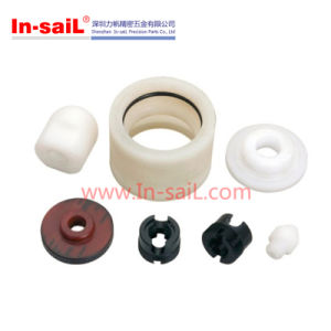 Customized Delrin/POM Machining Parts by CNC Lathe Machine pictures & photos