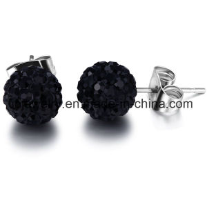 Custom DIY Design Shiny Ball Earrings pictures & photos