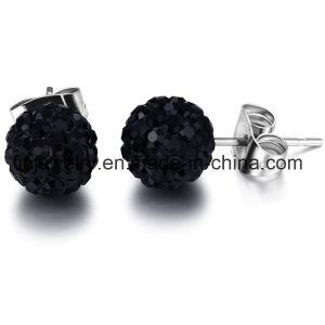 Custom DIY Design Shiny Ball Earrings pictures & photos