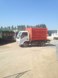 2100mm X 2400mm Mesh 60mm X 150mm 3.00 Diameter Cheapest Temporary Fencing Panels pictures & photos