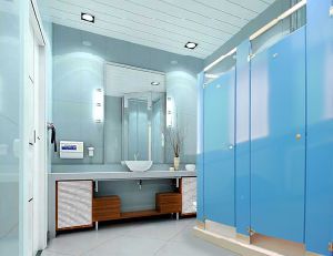 Bathroom Partition pictures & photos