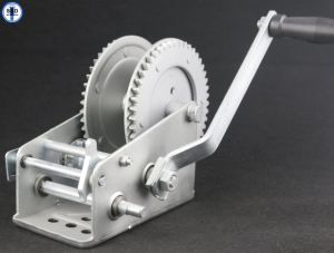 Boat Trailer Winch 1000kgs/2000lbs Zinc Plated pictures & photos