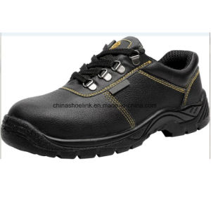 Men safety Worker Shoes Army Shoes pictures & photos