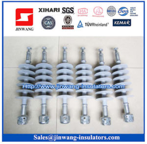 24kv Suspension Insulators by Professional Manufactor Jinwang