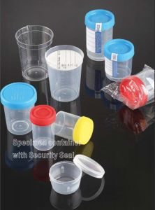 60ml Specimen Container with Eo Sterility pictures & photos