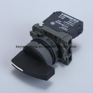 22mm Handle Type IP40 Push Button Switch pictures & photos