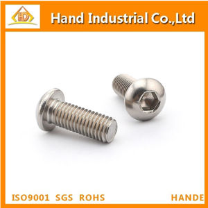 Button Socket Head Cap Screw pictures & photos