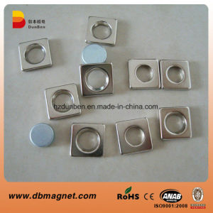 Industrial Customized High Quality DC Motor NdFeB Magnet pictures & photos