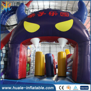 Inflatable Castles Combo, Big Inflatable Bouncers, Kids Inflatable Playlands for Sales pictures & photos