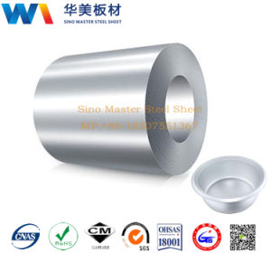 ASTM A653 Hot Dipped Galvanized Steel Coil, Cold Rolled Steel Prices, Prepainted Steel Coil Prime PPGI Coil pictures & photos