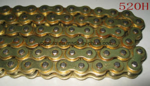 Motorcycle Parts, Motorcycle Chain 520h-118L pictures & photos