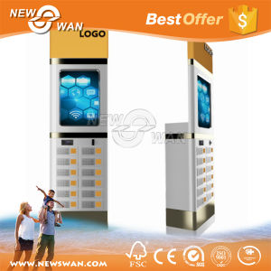 Mobile Phone Charging Kiosk / Cell Phone Charging Station pictures & photos