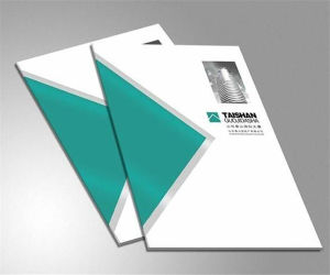 Perfect Binding Custom Brochure Booklet Printing Magazine Printing pictures & photos