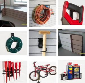 Workshop Garage Wooden Tool Cabinet pictures & photos