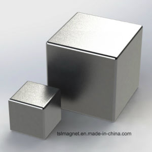 High Performance Sintered Cube Permanent NdFeB Magnets pictures & photos