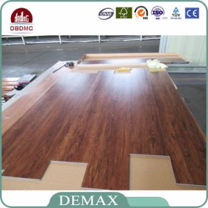 Best Price Wood Grain Healthy No Formaldehyde Luxury Vinyl Flooring pictures & photos
