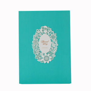 Full Color Custom Paper Wedding Invitation Cards pictures & photos