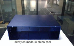 Customized 6063 Anodised Aluminium Extrusion Profile by CNC Precsion Machining pictures & photos