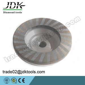 D100*M14 Diamond Grinding/Polishing/Abrasive Cup Wheel for Granite pictures & photos