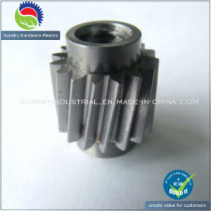 High Precision and High Efficiency Stainless Steel Gear 2583 pictures & photos