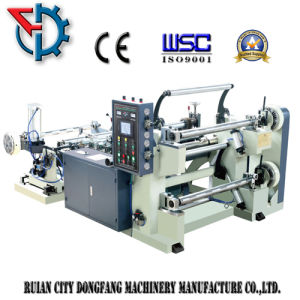 B Type Automatic Slitting and Rewinding Machine for Paper Rolls pictures & photos