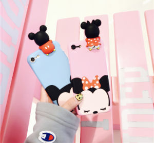 Solid Cartoon Cute Cell Phone Case for iPhone 7 pictures & photos
