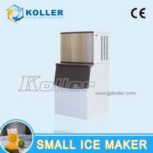 200kg Edible Cube Ice Maker for Food and Drink Shops pictures & photos